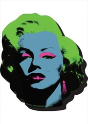 Marilyn Monroe Pop Art Chunky Magnet