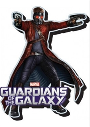 Marvel Guardians of the Galaxy Star Lord Chunky Magnet