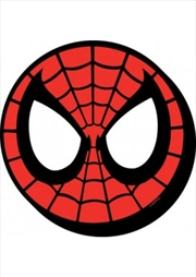 Marvel Spider-Man Mask Icon Chunky Magnet