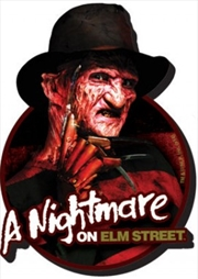 A Nightmare On Elm Street Freddy Chunky Magnet