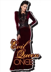 Once Upon A Time Evil Queen Chunky Magnet