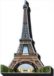 Eiffel Tower Chunky Magnet