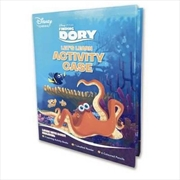 Disney Learning: Finding Dory Let's Learn Activity Case | Hardback Book