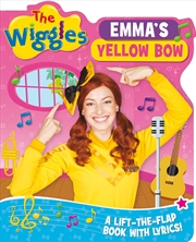 Flap Books With Lyrics: Emmas Yellow Bow | Hardback Book