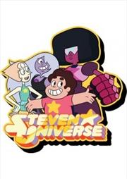 Steven Universe Cast Chunky Magnet