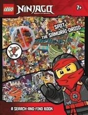 Lego Ninjago Spot The Samurai