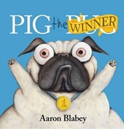 Pig The Winner | Hardback Book