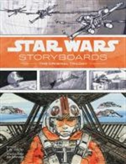 Star Wars Storyboards: The Original Triology | Hardback Book