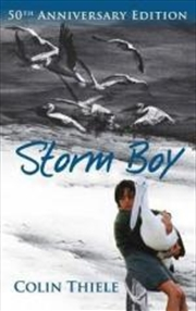 Storm Boy-55th Anniversary Ed | Hardback Book