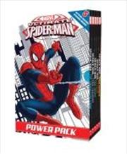 Ultimate Spider-Man Power Pack | Hardback Book