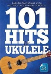 101 Hits for Ukulele: The Blue Book | Paperback Book