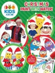 Abc Kids Christmas Paint With Water