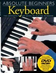 Absolute Beginners Keyboard | Paperback Book