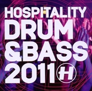Hospitality Drum And Bass 2011 | CD