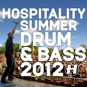 Hospitality Summer Drum And Ba | CD