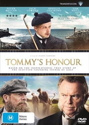Tommy's Honour | DVD