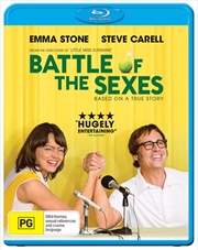 Battle Of The Sexes | Blu-ray