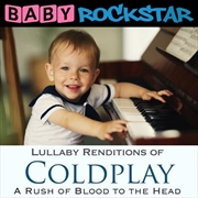 Coldplay A Rush Of Blood To The Head- Lullaby Renditions | CD