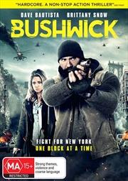 Bushwick | DVD