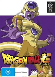 Dragon Ball Super - Part 2 | DVD