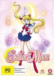 Sailor Moon - Season 1 | Blu-ray