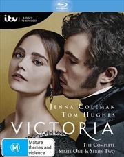 Victoria - Series 1-2 | Boxset