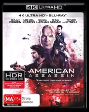 American Assassin | Blu-ray + UHD