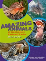 Amazing Animals of Australia's National Parks | Paperback Book
