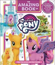 Amazing Book Of My Little Pony | Paperback Book