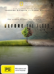 Before The Flood: Pg 2016
