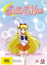 Sailor Moon Vol 6 Eps 31-35