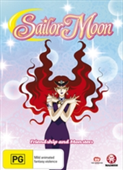 Sailor Moon Vol 7 Eps 36-41