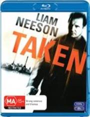 Taken: Ma15+ 2008 | Blu-ray