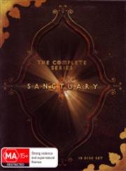 Sanctuary; S1-S4