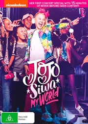 Jojo Siwa - My World | DVD
