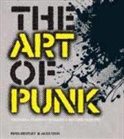 Art of Punk | Paperback Book