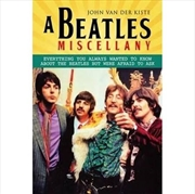 Beatles Miscellany | Paperback Book