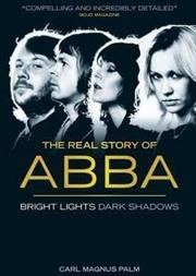 Abba: Bright Lights Dark Shadows   Paperback Book