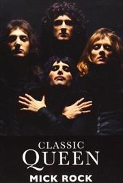 Classic Queen | Paperback Book