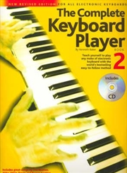 Complete Keyboard Player 2+c | Paperback Book