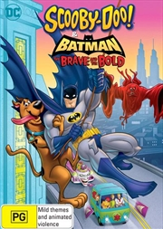 Scooby-Doo / Batman - Brave And The Bold