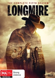Longmire - Season 5 | DVD