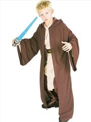 Jedi Deluxe Robe Child M | Apparel
