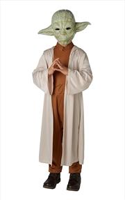 Yoda Deluxe Child L | Apparel