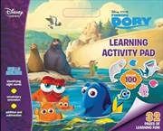 Disney Learning Finding Dory: Learning Activity Pad | Paperback Book