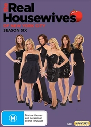 Real Housewives Of New York City - Season 6, The | DVD