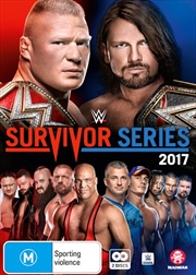 WWE - Survivor Series 2017