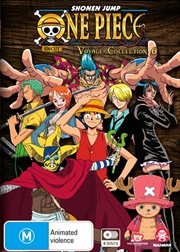 One Piece Voyage - Collection 6 - Eps 253-299 | DVD