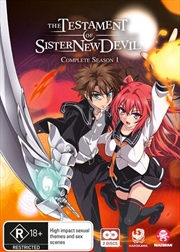 Testament Of Sister New Devil - Season 1