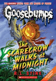 Goosebumps Classic: #16 Scarecrow Walks At Midnight | Paperback Book